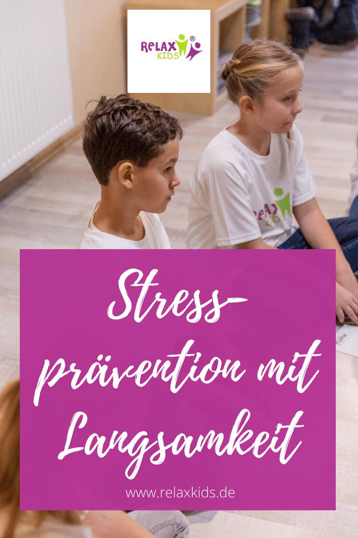 Schritte zur Stressprävention