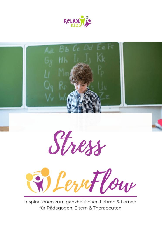 Stress bei Kindern - Entspannungstechniken für Eltern und Pädagogen