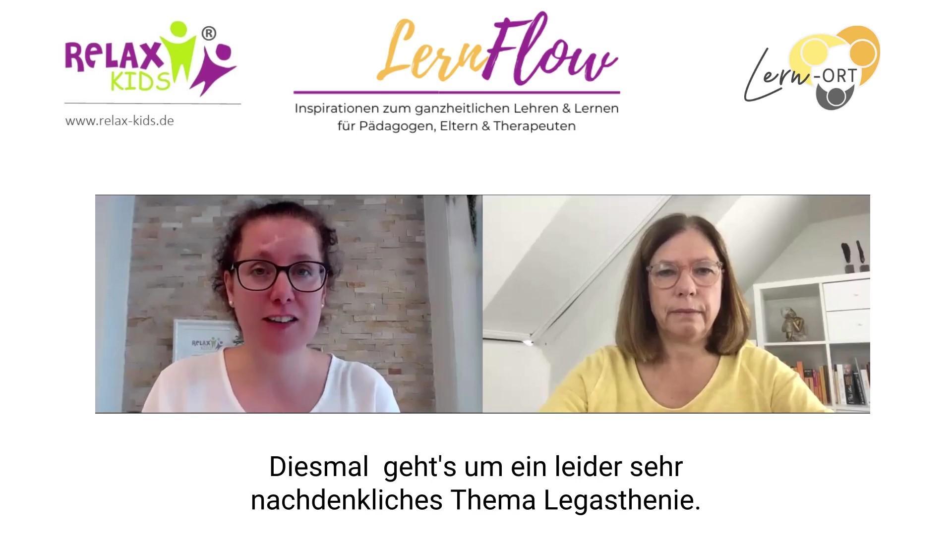 Legasthenie-Petra Rodenberg und Andrea Schmalzl